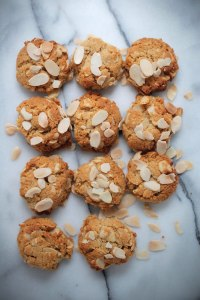I even baked guilt free Palio Anzacs!